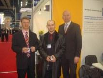"""Стенд компании «СТМ» на выставке """"ТрансРоссия-2006"""" #1"""