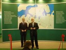 Выставка «Таможня XXI. Транспортные коридоры - 2006»: торжественное открытие #1