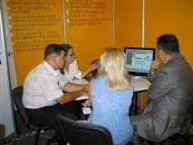 "Стенд компании «СТМ» на выставке ""Транспорт и Логистика - TransUzbekistan 2005"" #2"