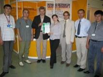 """Стенд ООО «СТМ» на международной выставке """"Transit Trans Kazakhstan 2005"""" #1"""