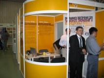 """Стенд ООО «СТМ» на международной выставке """"Transit Trans Kazakhstan 2005"""" #2"""