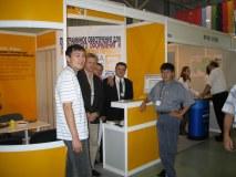 """Стенд ООО «СТМ» на международной выставке """"Transit Trans Kazakhstan 2005"""" #3"""
