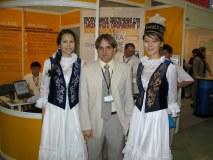 """Стенд ООО «СТМ» на международной выставке """"Transit Trans Kazakhstan 2005"""" #4"""