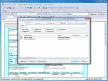 Транспортные документы – использование пользовательских классификаторов