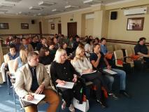 """семинар """"СТМ"""" в Казани"""
