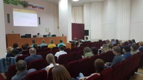 семинар СТМ по ВЭД в Хабаровске