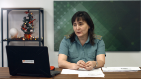 заместитель начальника отдела контроля электронных платежей службы федеральных таможенных доходов СТУ Татьяна Николаевна Аверьянова