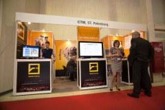 Стенд компании СТМ на ТрансРоссии 2012