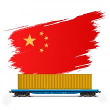 Rail-Локатор от СТМ: слежение за вагонами и контейнерами в Китае