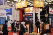 «СТМ» на выставке Transport Logistic China 2016