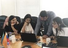 Тренинг ТОО CLP по продуктам «СТМ» для «Тенгизшевроил» в Атырау